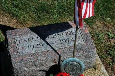SCHNEIDER, CARL H. - Holmes County, Ohio | CARL H. SCHNEIDER - Ohio Gravestone Photos