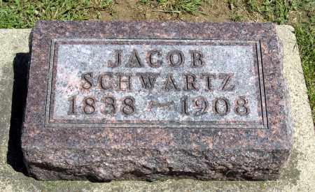 SCHWARTZ, JACOB - Holmes County, Ohio | JACOB SCHWARTZ - Ohio Gravestone Photos