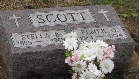 SCOTT, ELMER O. - Holmes County, Ohio | ELMER O. SCOTT - Ohio Gravestone Photos