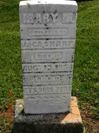 SHARP, MARY M. - Holmes County, Ohio | MARY M. SHARP - Ohio Gravestone Photos