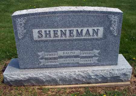 SHENEMAN, RALPH - Holmes County, Ohio   RALPH SHENEMAN - Ohio Gravestone Photos