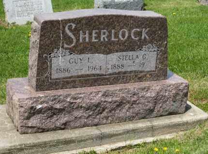 SHERLOCK, GUY L - Holmes County, Ohio | GUY L SHERLOCK - Ohio Gravestone Photos