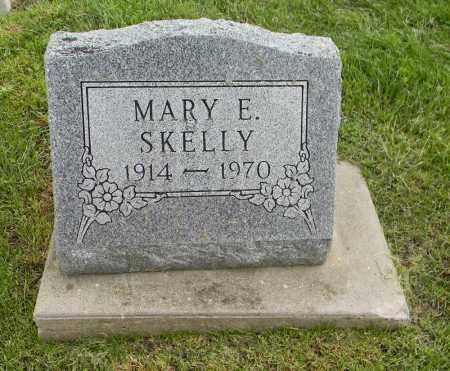 SKELLY, MARY E - Holmes County, Ohio   MARY E SKELLY - Ohio Gravestone Photos