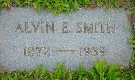 SMITH, ALVIN E. - Holmes County, Ohio   ALVIN E. SMITH - Ohio Gravestone Photos