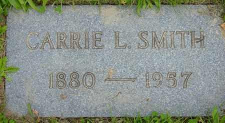 LANZER SMITH, CARRIE - Holmes County, Ohio | CARRIE LANZER SMITH - Ohio Gravestone Photos
