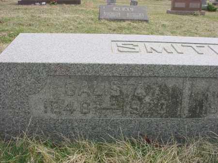 SMITH, CALISTA - Holmes County, Ohio | CALISTA SMITH - Ohio Gravestone Photos