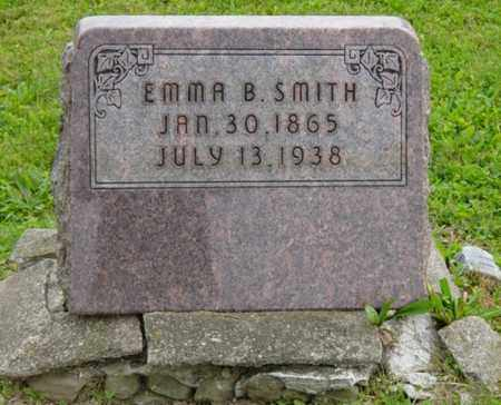 HACHTEL SMITH, EMMA BARBARA - Holmes County, Ohio | EMMA BARBARA HACHTEL SMITH - Ohio Gravestone Photos
