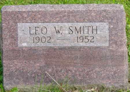 SMITH, LEO W. - Holmes County, Ohio | LEO W. SMITH - Ohio Gravestone Photos