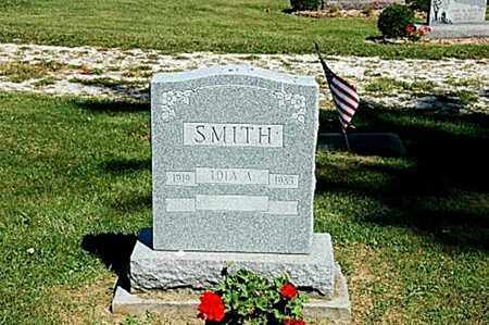 ROWE SMITH, LOLA A. - Holmes County, Ohio | LOLA A. ROWE SMITH - Ohio Gravestone Photos