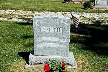 SMITH, LOLA A. - Holmes County, Ohio | LOLA A. SMITH - Ohio Gravestone Photos