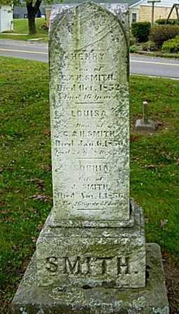 SMITH, SOPHIA - Holmes County, Ohio | SOPHIA SMITH - Ohio Gravestone Photos