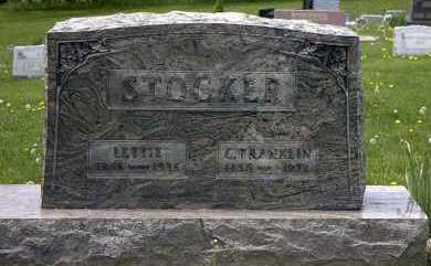 STOCKER, LETTIE - Holmes County, Ohio   LETTIE STOCKER - Ohio Gravestone Photos