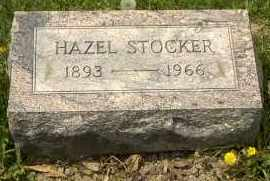 STOCKER, HAZEL - Holmes County, Ohio | HAZEL STOCKER - Ohio Gravestone Photos