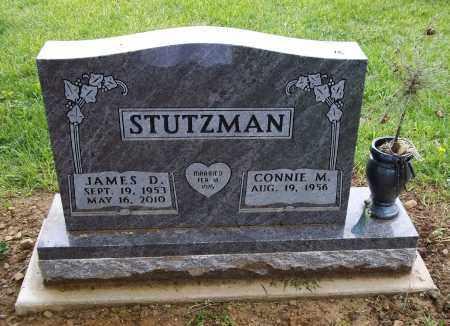 STUTZMAN, JAMES D - Holmes County, Ohio | JAMES D STUTZMAN - Ohio Gravestone Photos