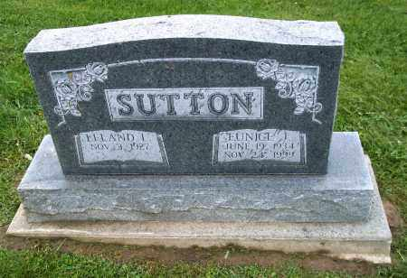 SUTTON, LELAND L. - Holmes County, Ohio | LELAND L. SUTTON - Ohio Gravestone Photos