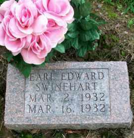 SWINEHART, EARL EDWARD - Holmes County, Ohio | EARL EDWARD SWINEHART - Ohio Gravestone Photos