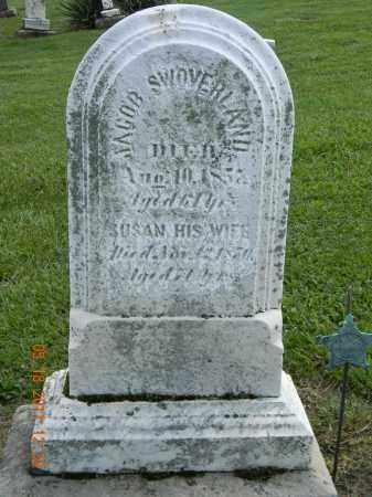 SWOVERLAND, JACOB - Holmes County, Ohio | JACOB SWOVERLAND - Ohio Gravestone Photos