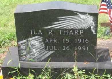 THARP, ILA ROZELLA - Holmes County, Ohio | ILA ROZELLA THARP - Ohio Gravestone Photos