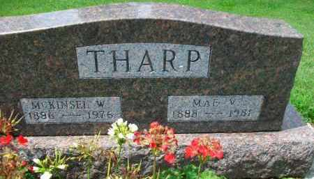 HILES THARP, MAY V. - Holmes County, Ohio | MAY V. HILES THARP - Ohio Gravestone Photos