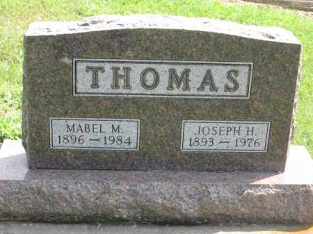 THOMAS, JOSEPH H. - Holmes County, Ohio | JOSEPH H. THOMAS - Ohio Gravestone Photos