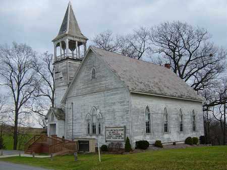 TRAIL SWISS, CHURCH - Holmes County, Ohio | CHURCH TRAIL SWISS - Ohio Gravestone Photos