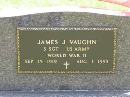 VAUGHN, JAMES J. - Holmes County, Ohio | JAMES J. VAUGHN - Ohio Gravestone Photos
