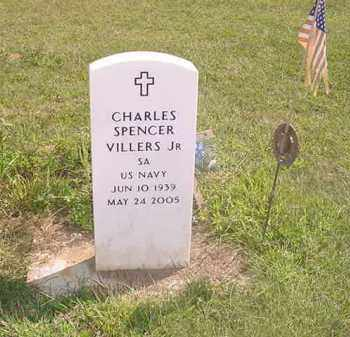 VILLERS, CHARLES SPENCER - Holmes County, Ohio | CHARLES SPENCER VILLERS - Ohio Gravestone Photos
