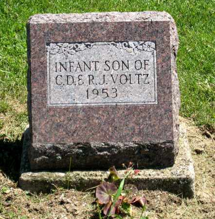 VOLTZ, INFANT SON - Holmes County, Ohio | INFANT SON VOLTZ - Ohio Gravestone Photos