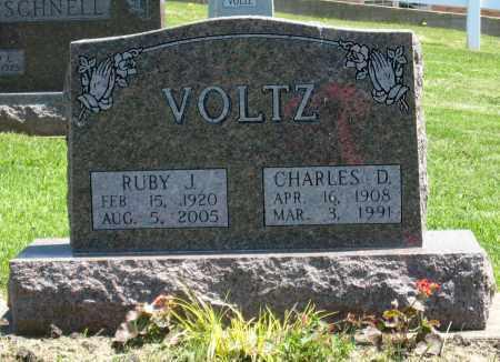 VOLTZ, RUBY J - Holmes County, Ohio   RUBY J VOLTZ - Ohio Gravestone Photos