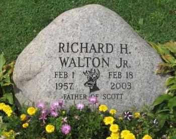 WALTON, RICHARD - Holmes County, Ohio | RICHARD WALTON - Ohio Gravestone Photos