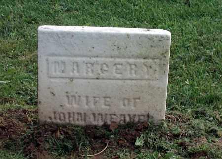 WEAVER, MARGERY - Holmes County, Ohio | MARGERY WEAVER - Ohio Gravestone Photos