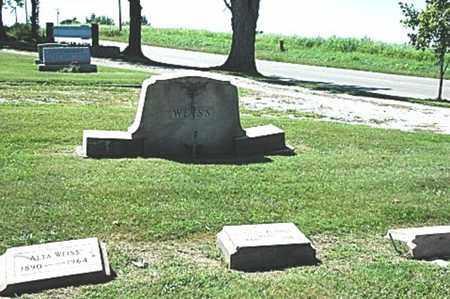 ZEHNDER WEISS, LUCINDA - Holmes County, Ohio | LUCINDA ZEHNDER WEISS - Ohio Gravestone Photos