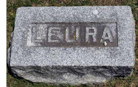 WILHELM, LEURA - Holmes County, Ohio   LEURA WILHELM - Ohio Gravestone Photos