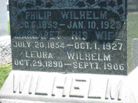WILHELM, MARGARET - Holmes County, Ohio | MARGARET WILHELM - Ohio Gravestone Photos