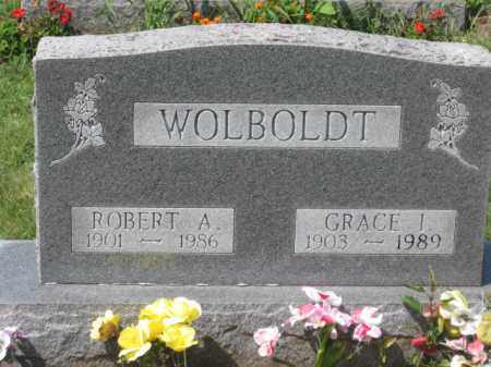 WOLBOLDT, GRACE I. - Holmes County, Ohio | GRACE I. WOLBOLDT - Ohio Gravestone Photos