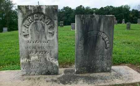 WOLEVER, MARGARET - Holmes County, Ohio | MARGARET WOLEVER - Ohio Gravestone Photos