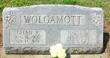 WOLGAMOTT, GLENN R. - Holmes County, Ohio | GLENN R. WOLGAMOTT - Ohio Gravestone Photos
