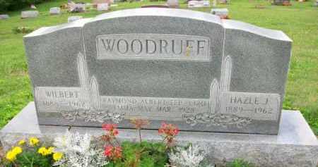 WOODRUFF, EMMA MAY - Holmes County, Ohio | EMMA MAY WOODRUFF - Ohio Gravestone Photos