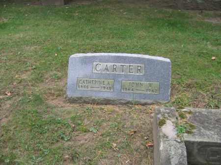 CARTER, JOHN WESLEY - Huron County, Ohio | JOHN WESLEY CARTER - Ohio Gravestone Photos