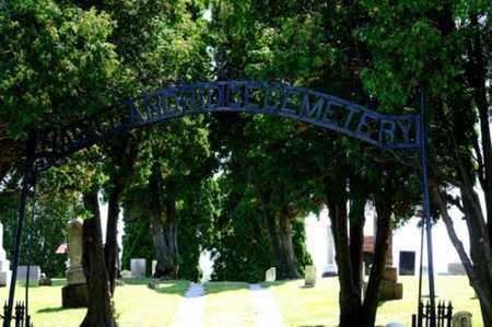 HARTLAND, RIDGE CEMETERY SIGN - Huron County, Ohio | RIDGE CEMETERY SIGN HARTLAND - Ohio Gravestone Photos