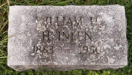 HEINLEN, WILLIAM H - Huron County, Ohio | WILLIAM H HEINLEN - Ohio Gravestone Photos