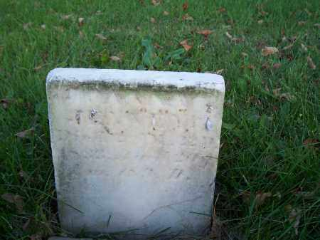 SHELDON JENNEY, JOANNA - Huron County, Ohio   JOANNA SHELDON JENNEY - Ohio Gravestone Photos