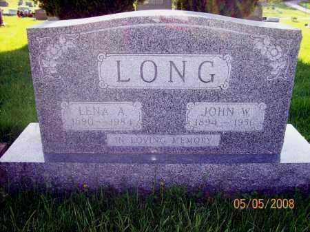 LONG, JOHN - Huron County, Ohio | JOHN LONG - Ohio Gravestone Photos