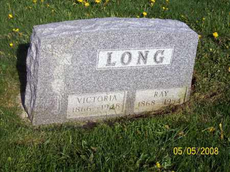 LONG, RAY - Huron County, Ohio | RAY LONG - Ohio Gravestone Photos