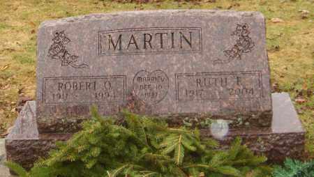 MARTIN, RUTH - Huron County, Ohio | RUTH MARTIN - Ohio Gravestone Photos