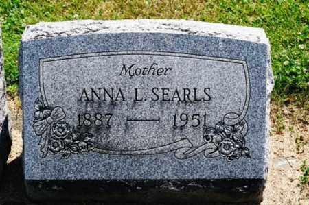 SEARLS, ANNA L. - Huron County, Ohio | ANNA L. SEARLS - Ohio Gravestone Photos