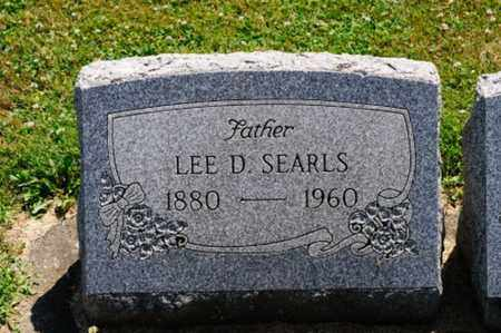 SEARLS, LEE DAILY - Huron County, Ohio | LEE DAILY SEARLS - Ohio Gravestone Photos