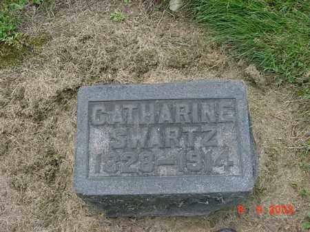SWARTZ, CATHARINE - Huron County, Ohio | CATHARINE SWARTZ - Ohio Gravestone Photos