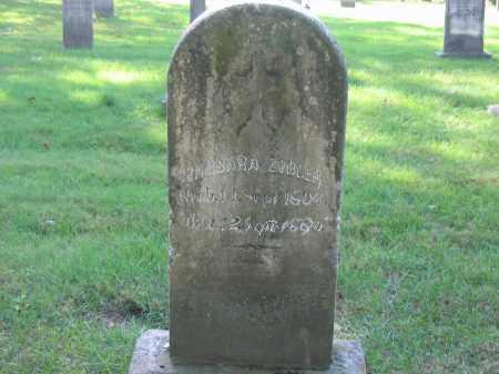 BOHRER ZOBLER, BARBARA - Huron County, Ohio | BARBARA BOHRER ZOBLER - Ohio Gravestone Photos
