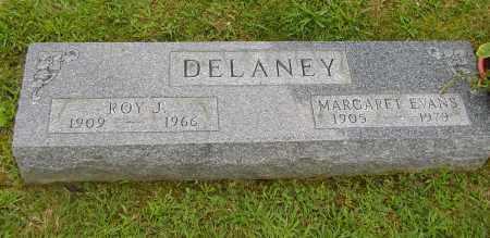 EVANS DELANEY, MARGARET - Jackson County, Ohio | MARGARET EVANS DELANEY - Ohio Gravestone Photos
